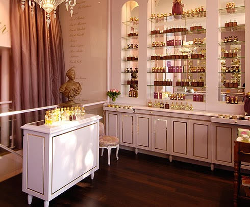 French perfumery melbourne