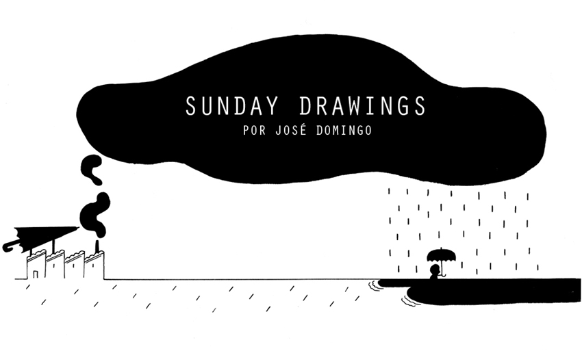 Jose Domingo | sketches and drawings