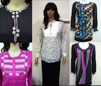Koleksi Blouse