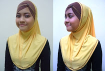 Tudung Syria Plain Exclusive Nani