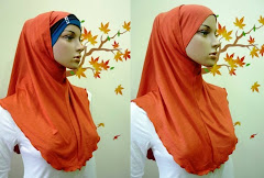 Tudung Syria Cotton Stylo