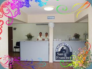 sala espera consultorio