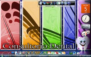 dental wallpaper, papel tapiz odontologia