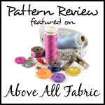 See my pattern reviews!