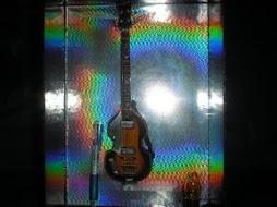 Luminária com Vailon Bass