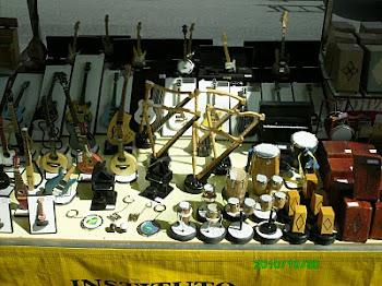 Instrumentos variados