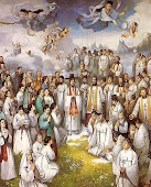 Korean Martyrs,  Pray for Us
