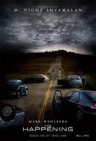 The Happening Teaser Poster