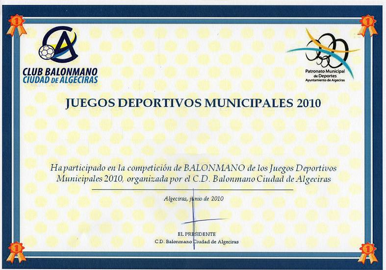 Modelos de diplomas deportivos - Imagui