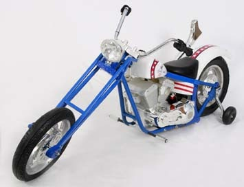 Ride On Toys For Older Kids >> Best Ride-on-Toys: Evel Knievel Kids Chopper 12 V Motorcycle