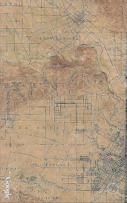 LA, 1902 and 2007
