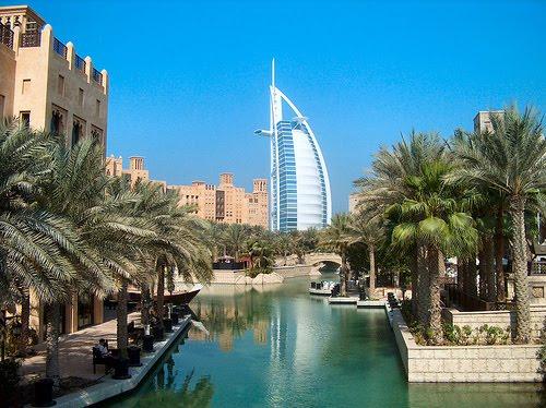 Dubai Tourist Attractions - A