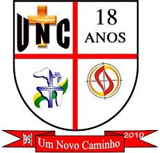 UNC 18 ANOS DE EVANGELIZAÇÃO.
