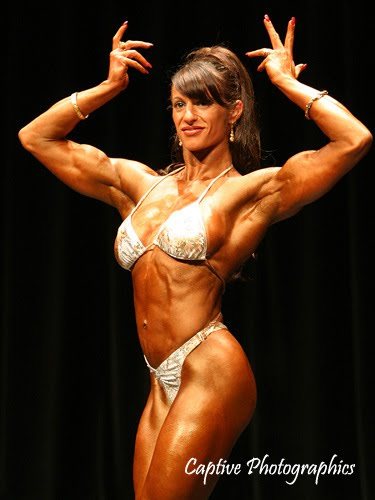 Hairstyles For Bodybuilding Competition