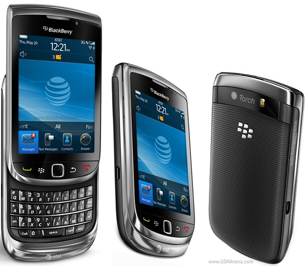 Electronic Devices Blackberry Torch 9600 Smartphone