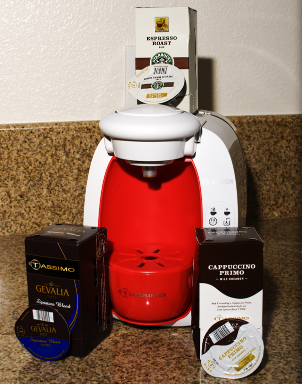 I love my Tassimo and this is my favorite morning coffee. Drinking coffee with this machine, regardless of the flavor, is so much better than using your standard coffee maker that a single cup will probably whet your taste for the rest of the day.