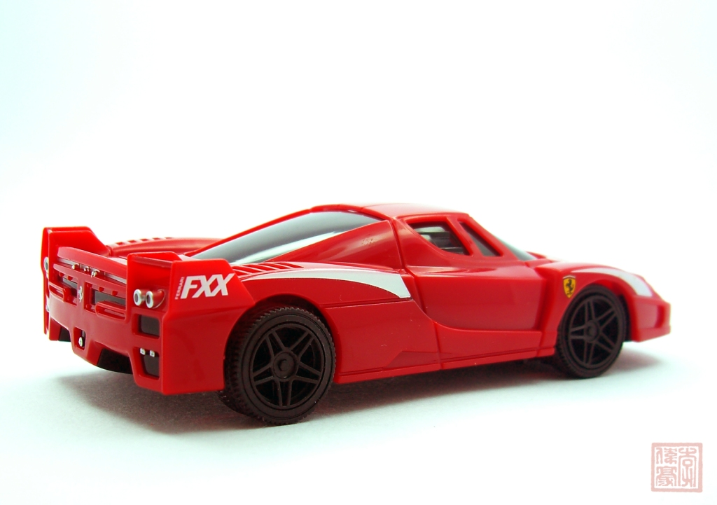 life with tomica ferrari fxx evolution 1 38. Black Bedroom Furniture Sets. Home Design Ideas