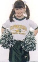 Madison @ 7 Cheering