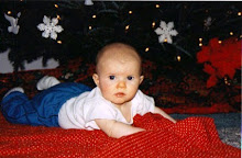 Madison @ 4 Mos..1st Christmas