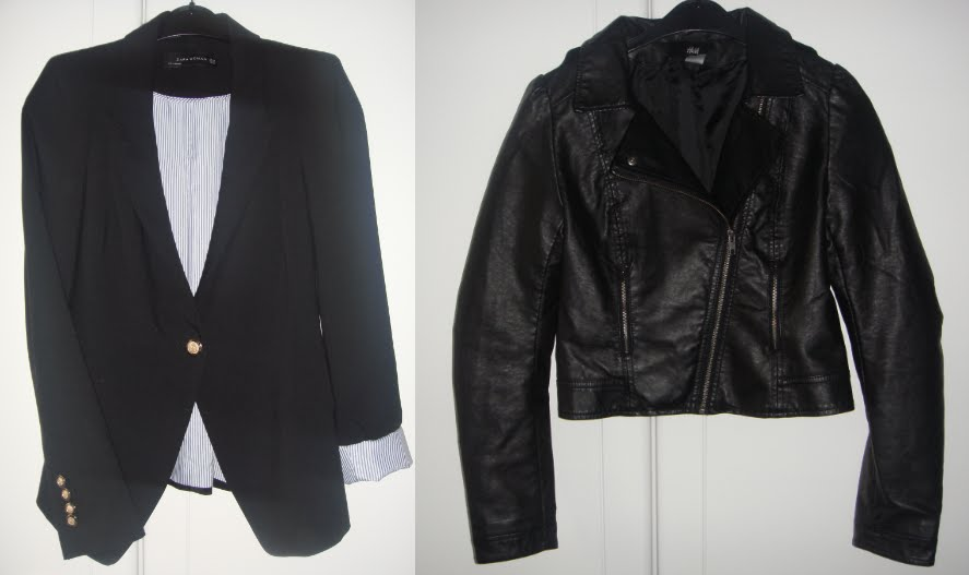 Jacket H&m Paillette