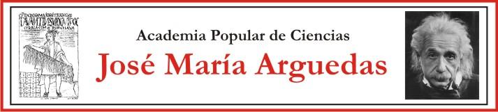 Academia Popular de Ciencias José María Arguedas