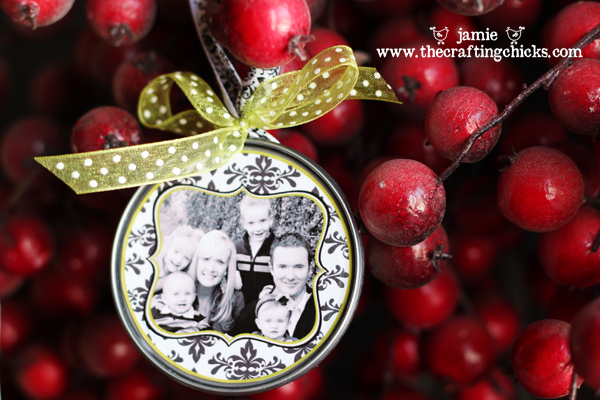 Be Different...Act Normal: Mod Podge Christmas Ornaments