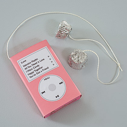 Green submarine diy kids valentines ipod heart candy cover - Valentines day boxes for kids ...