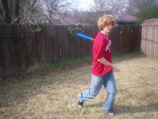 jon bob hit a homer