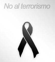 no al terrorismo