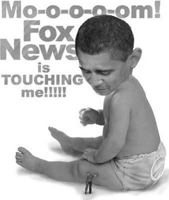 obama afraid fox
