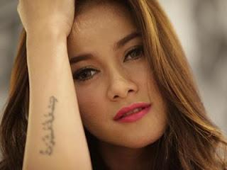profil dan biodata lengkap artis cantik indonesia olla ramelan olla