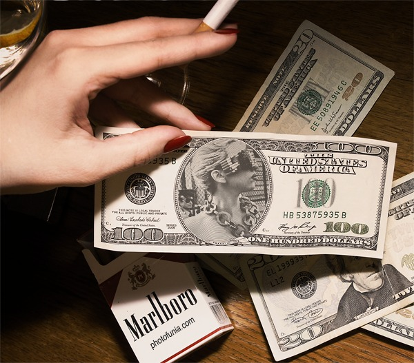CIGARETTES & MONEY