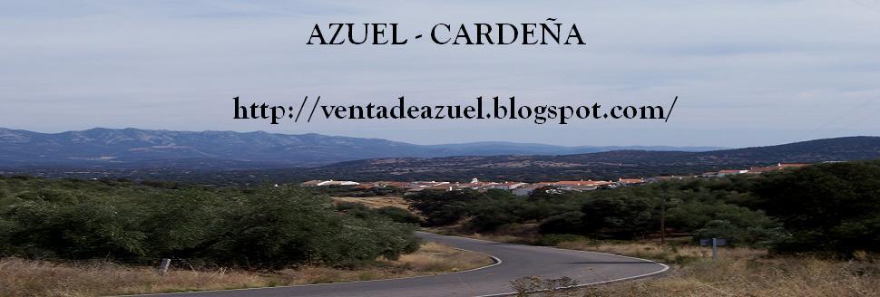 AZUEL - CARDEÑA