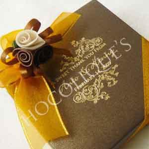Wedding Souvenir - Anto & Henny