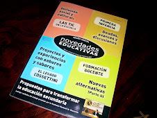 La Revista Novedades Educativas muestra la experiencia de la escuela en Alfabetización Integral