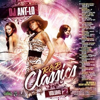Mixtape supplier dj ant lo r b classics vol 2 for Classic house music mixtapes
