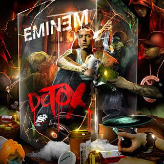 cd Eminem - Detox 2010