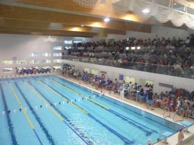 Club nataci sant feliu cn sant feliu los comienzos del 2000 y el nuevo complejo deportivo - Piscina sant feliu de llobregat ...