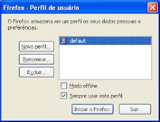 firefox 3.6 e 4 beta rodando simultaneamente