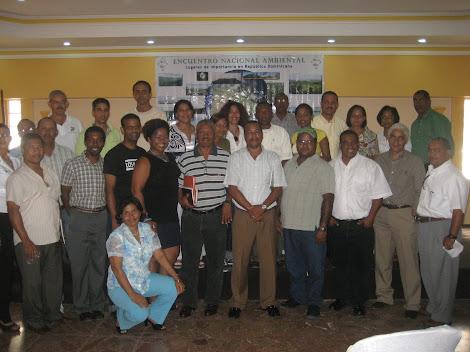 ENCUENTRO  NACIONAL  AMBIENTAL 2009