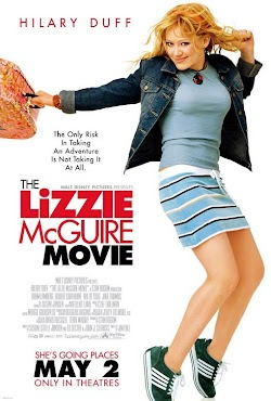 The Lizzie Mcguire Movie - The Lizzie Mcguire Movie (2003) Poster