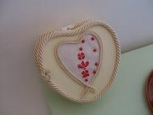 scatola cuore punto croce....