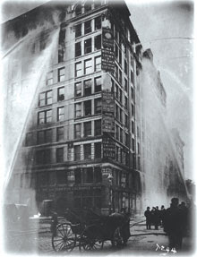 Triangle Shirtwaist Fire still burns a century later