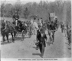 Coxey's Army Panic of 1893
