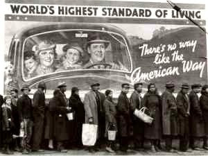Great+Depression+World%27s+Highest+Standard+of+Living+Breadline