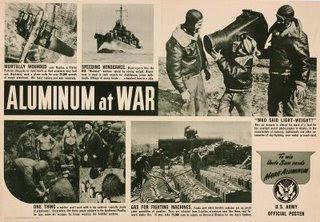 aluminum company of america, alcoa, aluminum, nazi, shortage, cartel, conspiracy, ig, farben, mellon