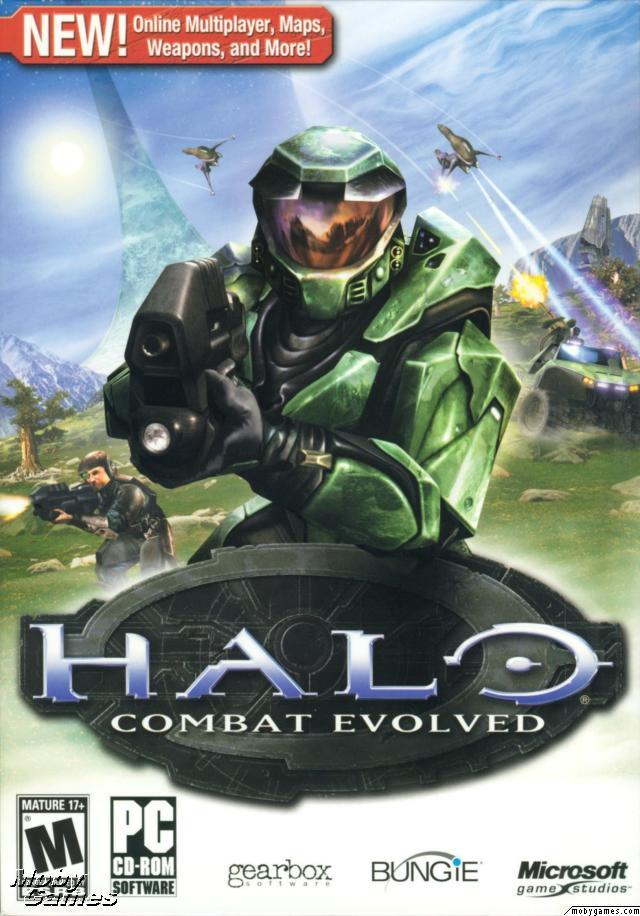 Halo combat Evolved Español full Halo+cover