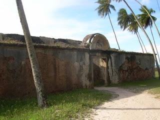 o forte de Morro