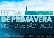 Festival da Primavera de Morro de São Paulo