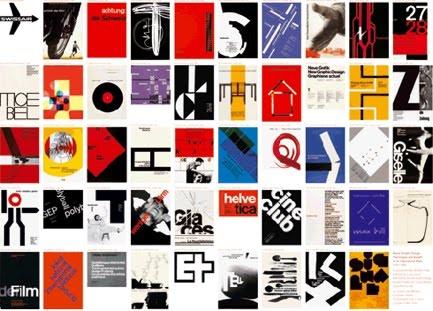 todo sobre diseño gráfico: tipos de diseÑo grafico